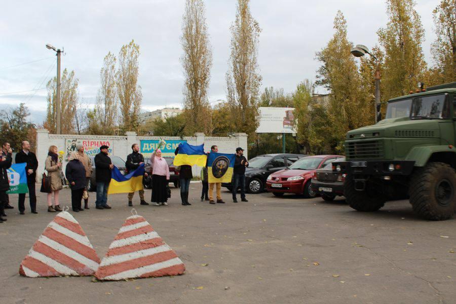 Без втрат: До Миколаєва повернулися бійці 79-ки