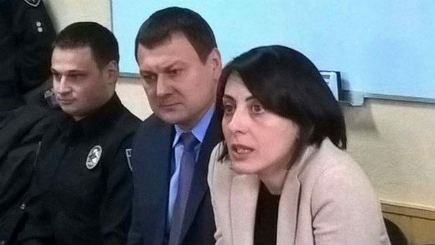 Деконаїдзе представила нового начальника патрульних у Харкові (ФОТО) - фото 1
