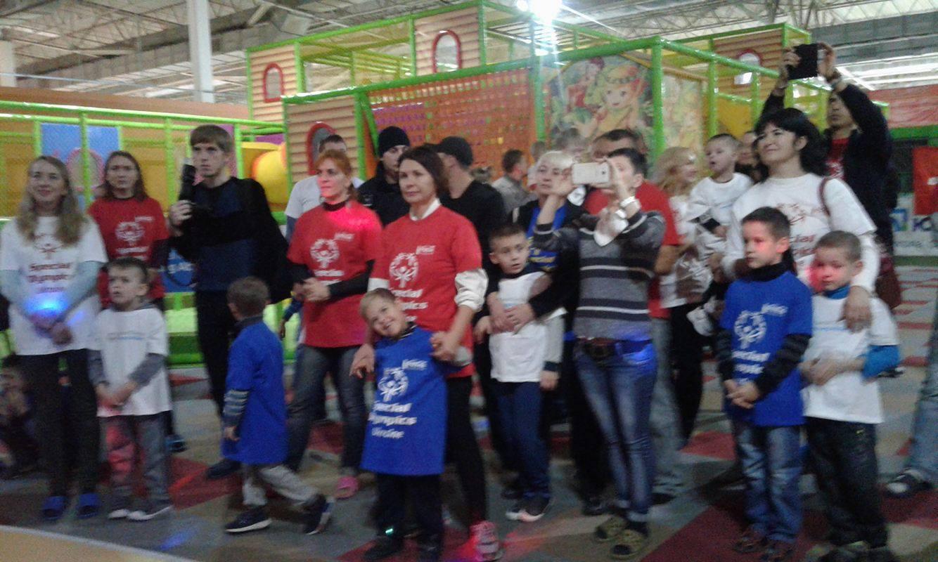 Вінниця приймає учасників спецолімпіади для особливих дітей - фото 4