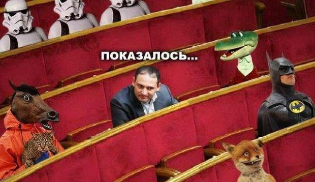 Українці відреагували фотожабами на Добкіна в неадекваті (ФОТО) - фото 1