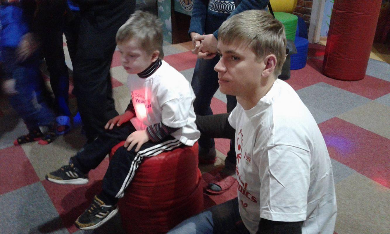 Вінниця приймає учасників спецолімпіади для особливих дітей - фото 5