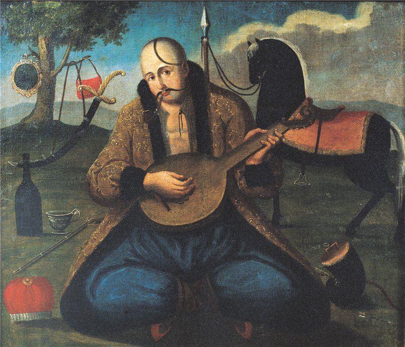 Історія фото: Козак із бандурою. Перезавантаження - фото 2