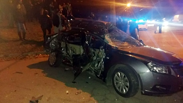 ДТП у Харкові: троє осіб загинуло та сімох госпіталізували - фото 1