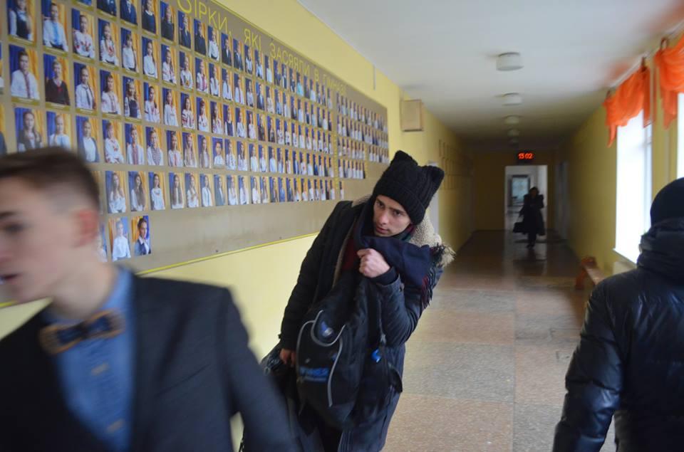 У Вінниці діти принесли школу сльозогінний газ і зірвали уроки - фото 2