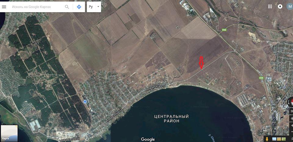 Проблемні узбіччя вдздовж траси на Матвіївку засадять деревами