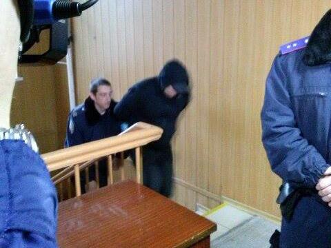 У Харкові на суд у справі про теракт прийшли активісти - фото 2
