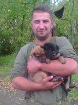 Чим займаються на Донбасі найкращі друзі бійців АТО - 10 - фото 5
