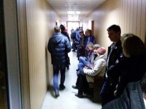 У Харкові на суд у справі про теракт прийшли активісти - фото 1
