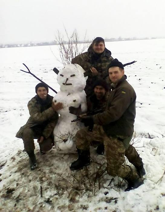 Армійські софізми - 22 (18+) - фото 1