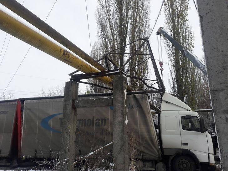 """Через аварійне пошкодження газопроводу, """"Тяжилів"""" залишився без газу - фото 1"""