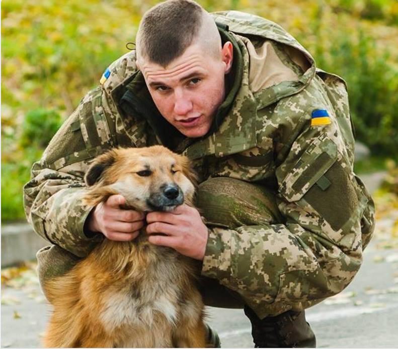 Чим займаються на Донбасі найкращі друзі бійців АТО - 10 - фото 8