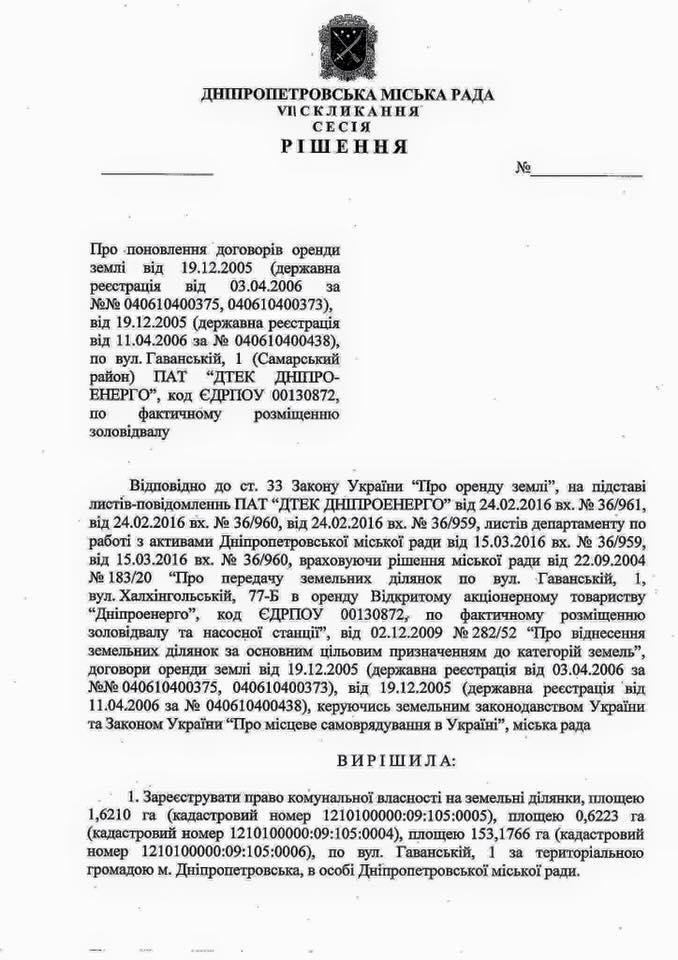 """У Філатова хочуть """"подарувати"""" компанії Ахметова 150 га міської землі - фото 1"""