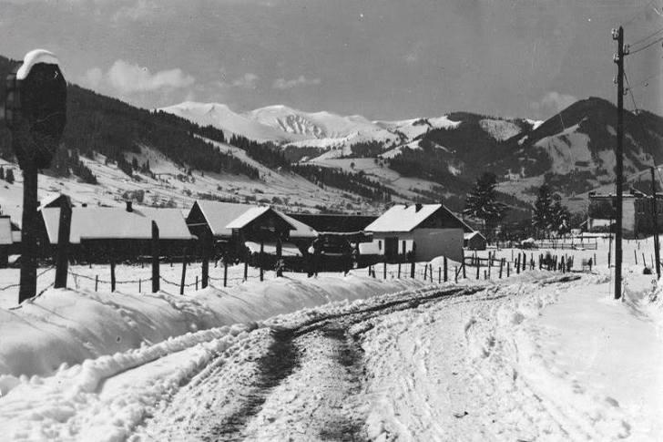 Якими побачили фотографи засніжені Карпати 90 років тому - фото 5