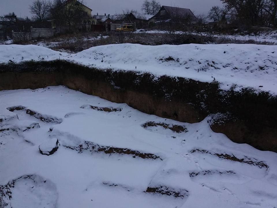У Вінниці зібрали людські останки, які валялися просто неба - фото 1