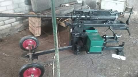 Волонтерський хендмейд в АТО: саморобні станки для важких кулеметів - фото 2