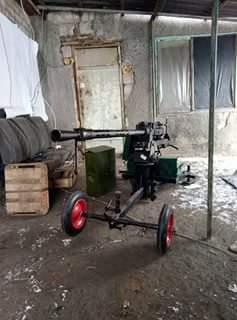 Волонтерський хендмейд в АТО: саморобні станки для важких кулеметів - фото 3