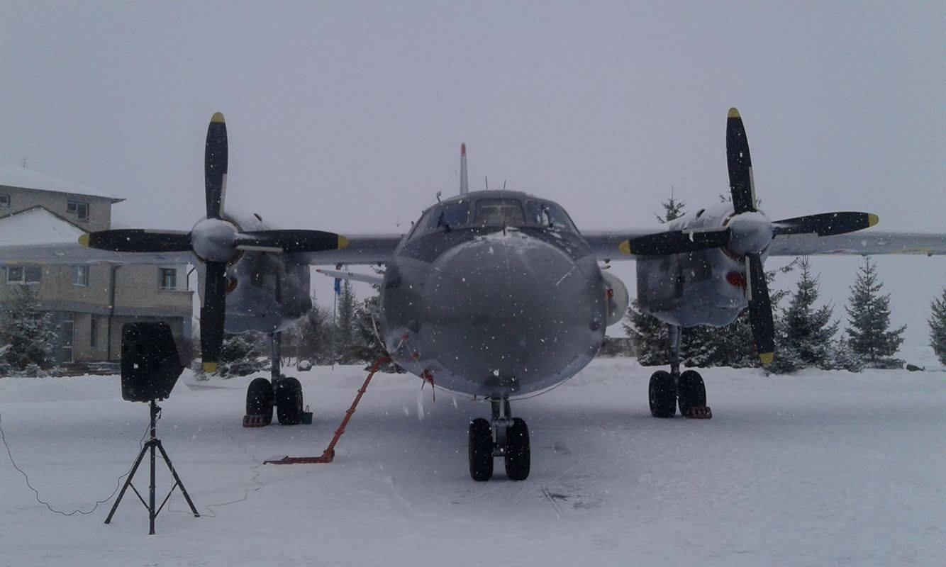 Ан-26 імені загиблого льотчика Дмитра Майбороди став на крило - фото 5