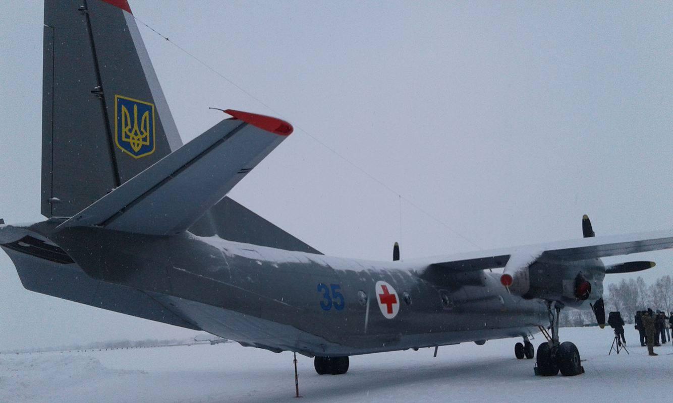 Ан-26 імені загиблого льотчика Дмитра Майбороди став на крило - фото 4