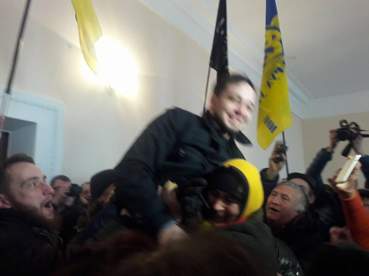 Вінницького активіста Хорта відпустили на свободу - фото 1