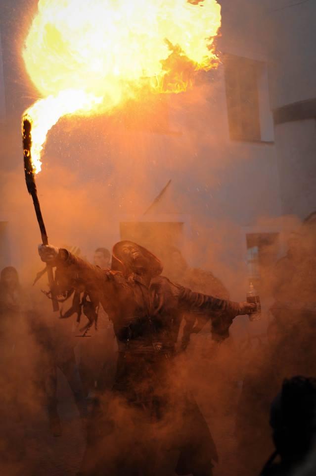 Як австрійці в демонічних костюмах проганяють зимових примар - фото 6