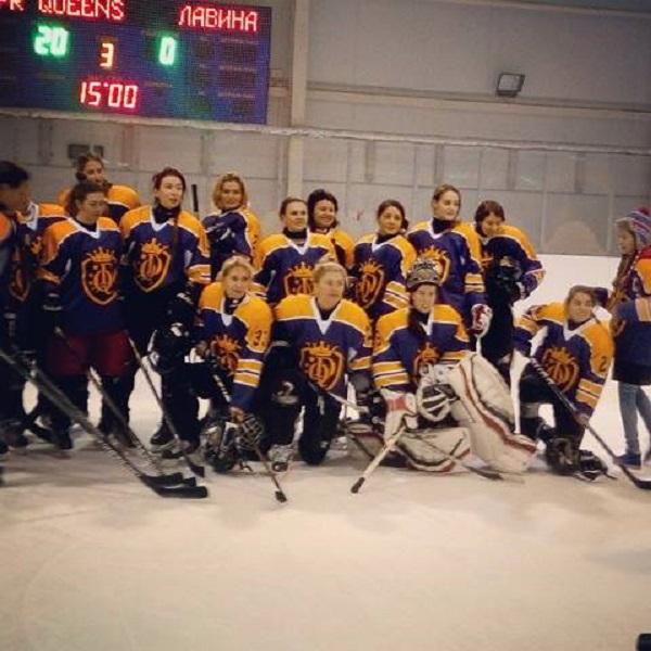 Як дніпровські королеви трощили харківських пантер на хокейному майданчику - фото 1