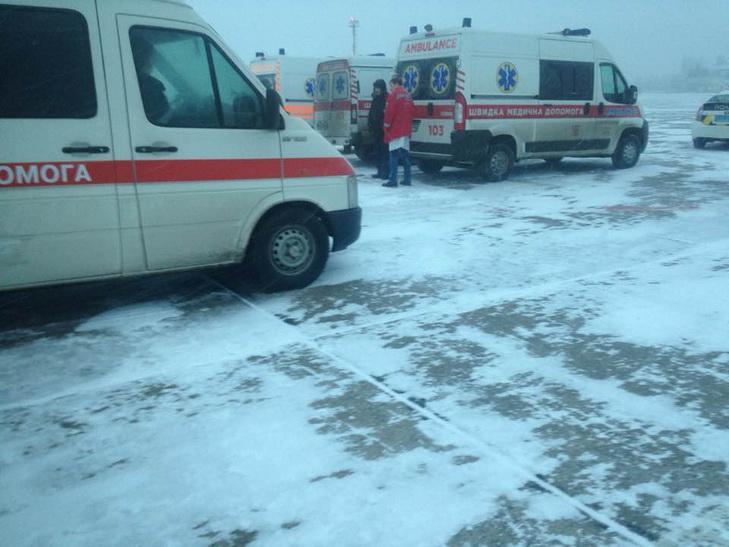 До Дніпра евакуювали контужених зі Світлодарської дуги - фото 1