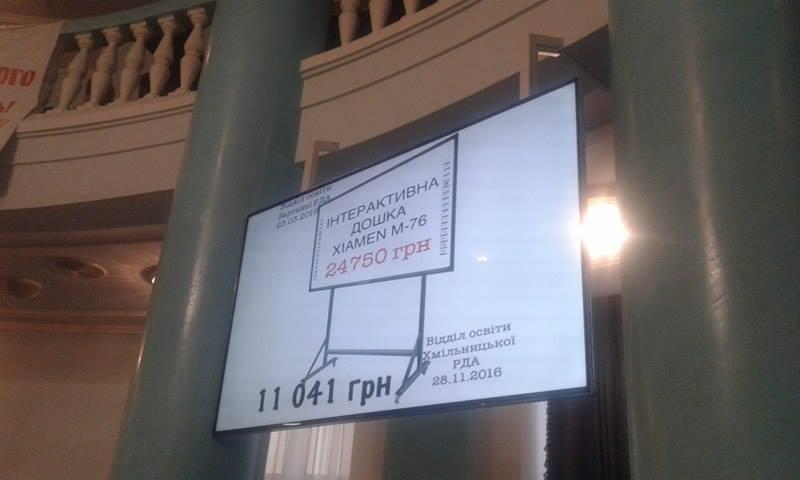 Знайшли крайніх: районні посадовці, які купили оргтехніку в школи Вінниччини за завищеними цінами, отримали догани - фото 4