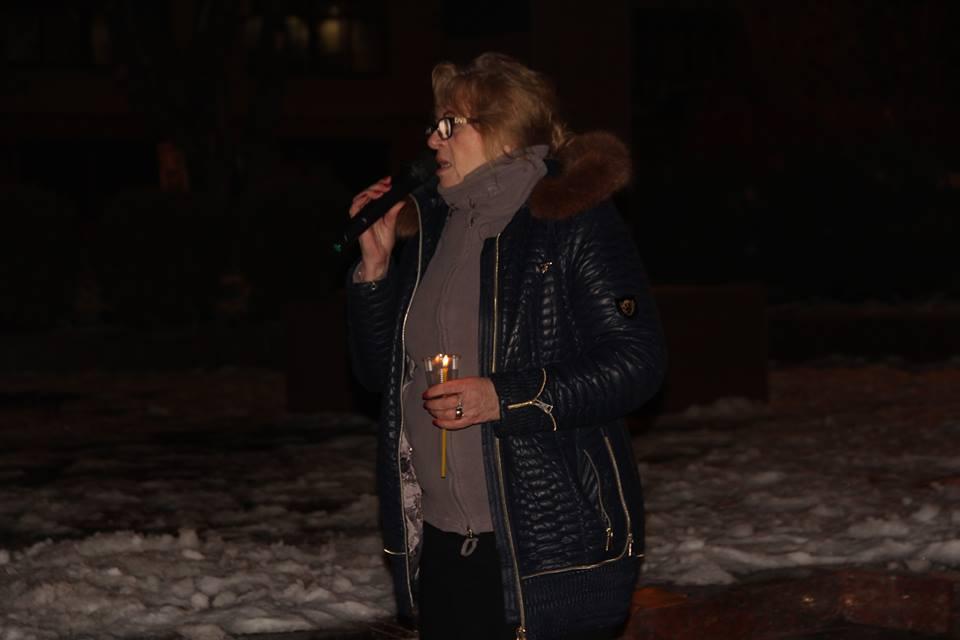 Загиблих на Світлоградській дузі пом'янули у Вінниці - фото 5