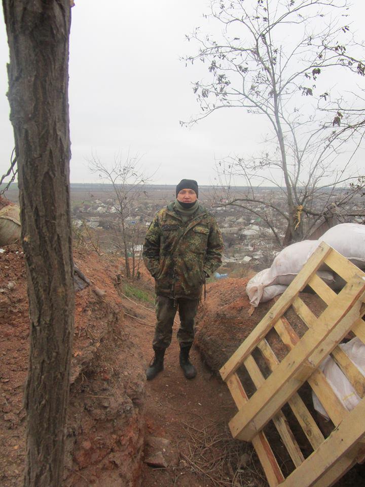 Записки з АТО: Війна очима добровольця, який воює у Мар'їнці (ВІДЕО, ФОТО) - фото 3