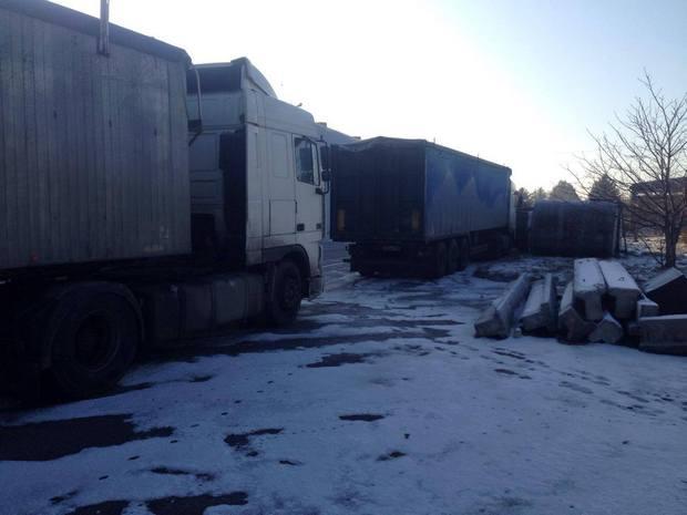 Львівське сміття знайшли у Буську (ФОТО) - фото 1