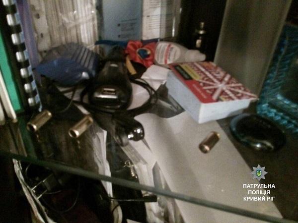 У Кривому Розі чоловік влаштував стрілянину з балкону  - фото 1