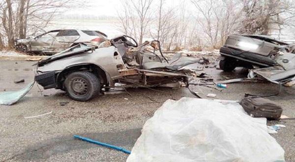 На Дніпропетровщині водій іномарки вбив пасажира об стовп - фото 1