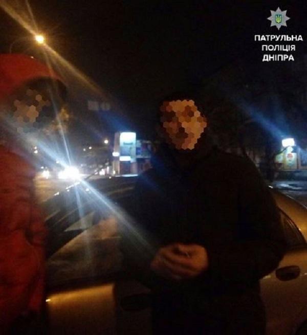 У Дніпрі патрульна поліція спіймала двох гвалтівників - фото 1