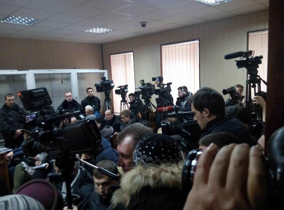 """На суді """"беркутівців"""" свідчить батько Устима Голоднюка - фото 3"""
