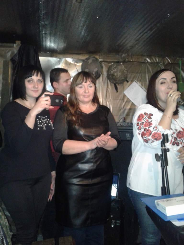 Тульчинці проїхали три тисячі кілометрів, щоб підняти бойовий дух захисників України  - фото 1