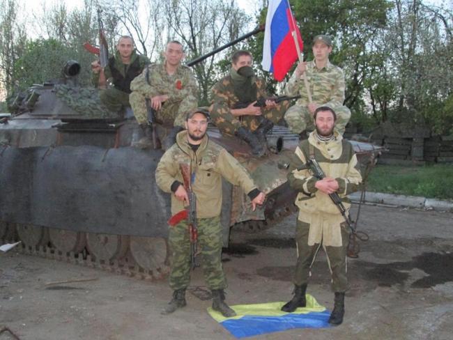 """Бойовик """"ЛНР"""", який топтав український прапор, лишився без ніг (ФОТО) - фото 1"""