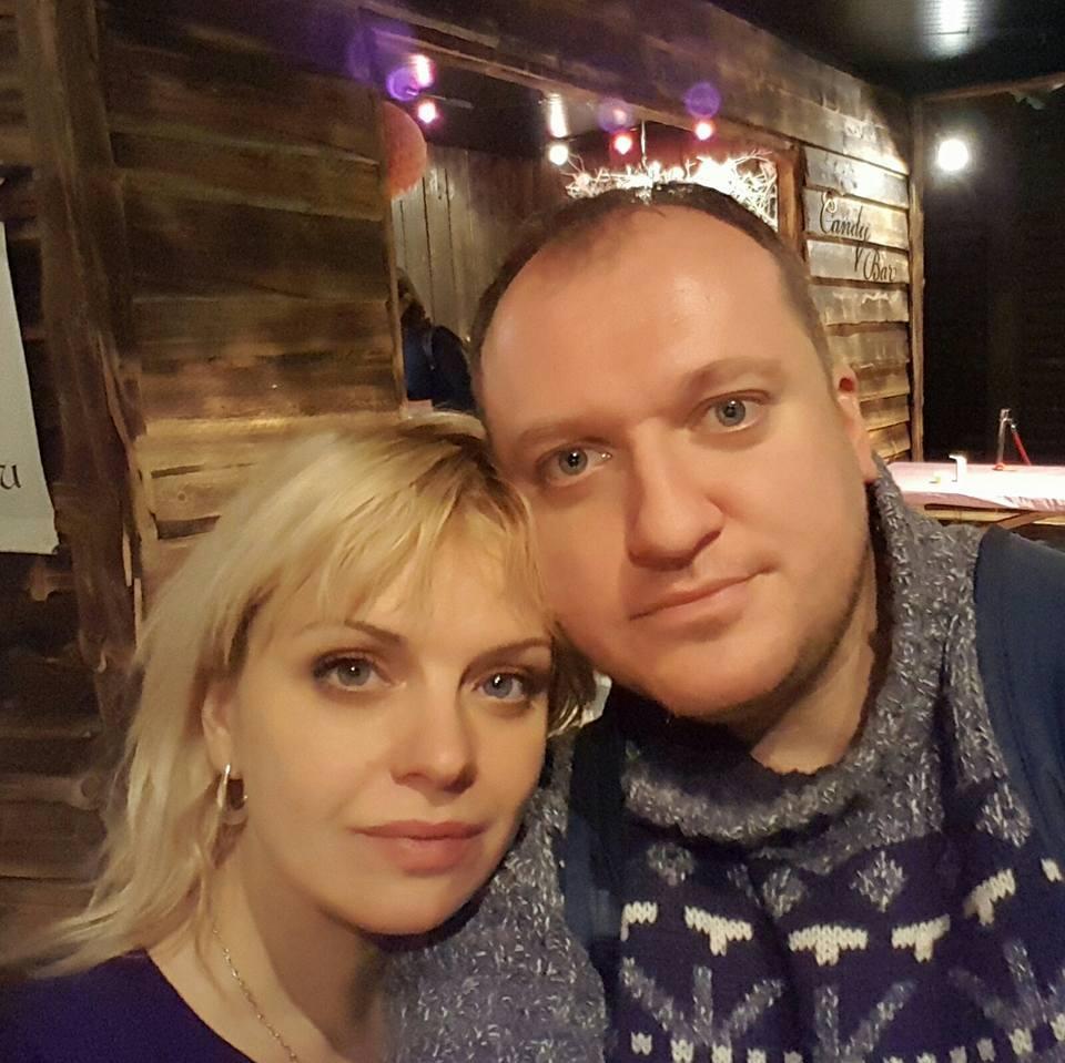 Ірма Вітковська вперше показала свого нового чоловіка - фото 1