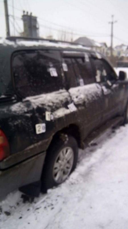 Біля Дніпра розстріляли охоронців та автівку поліції - фото 3