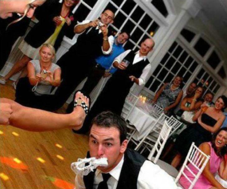 30 прикладів, коли у весільного фотографа все добре з почуттям гумору - фото 10