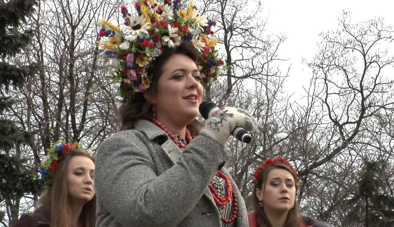 Як у Маріуполі щедрував вертеп зі Львова (ФОТО) - фото 2