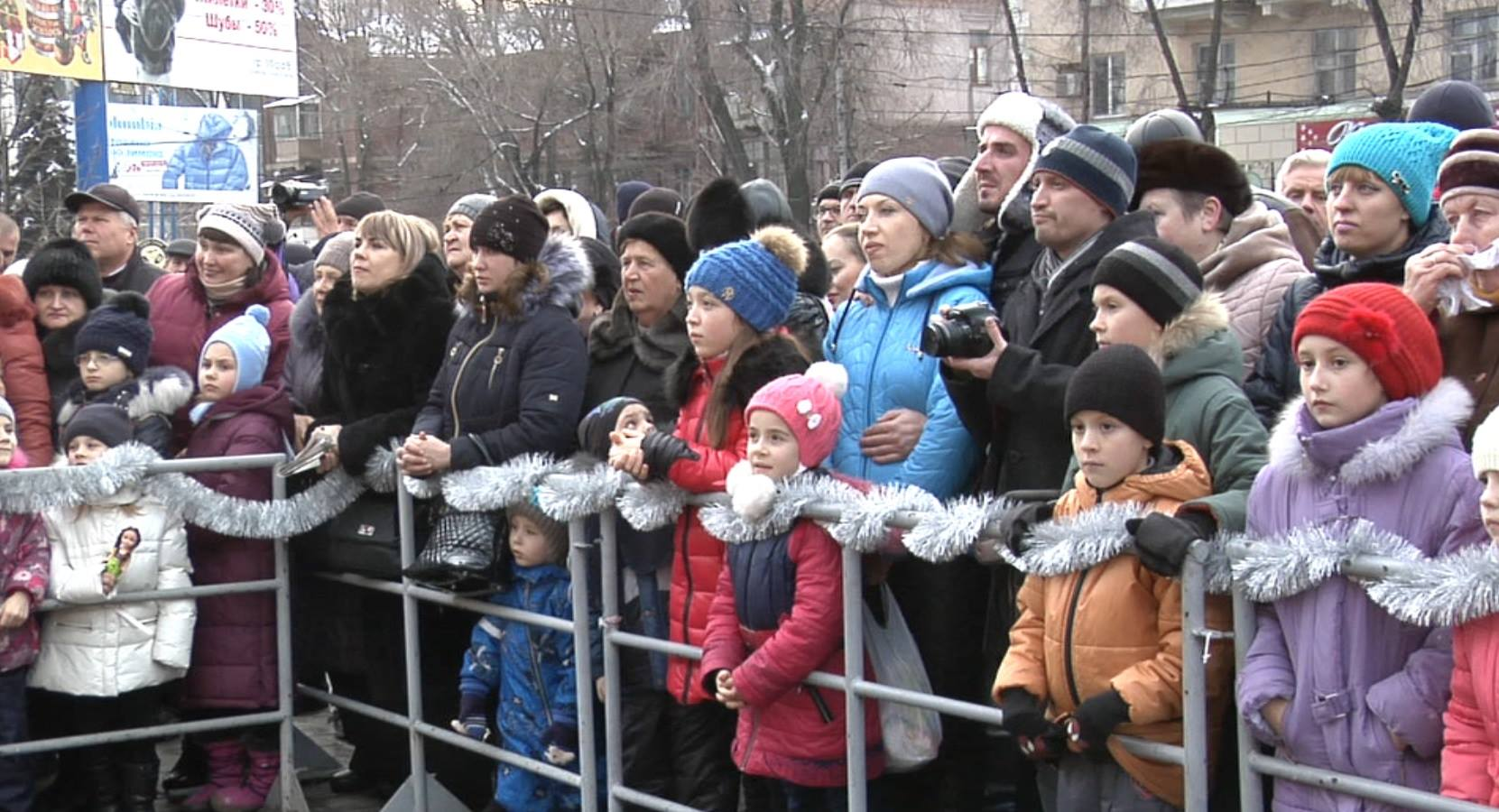 Як у Маріуполі щедрував вертеп зі Львова (ФОТО) - фото 4