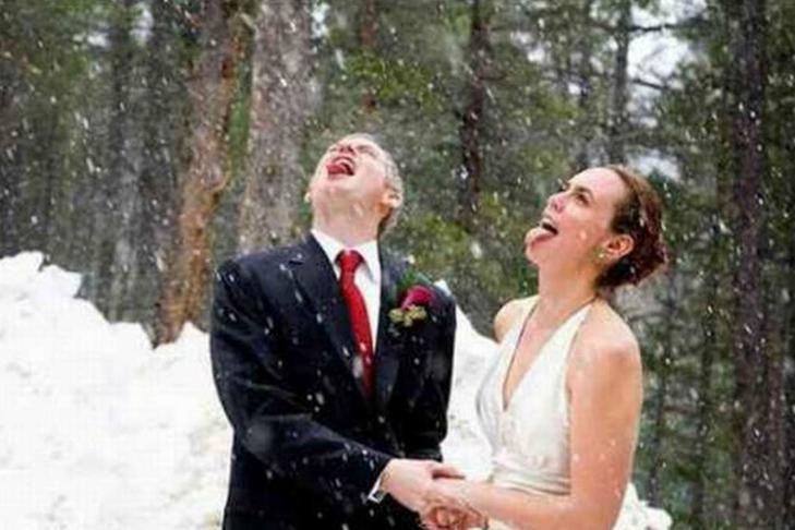 30 прикладів, коли у весільного фотографа все добре з почуттям гумору - фото 20