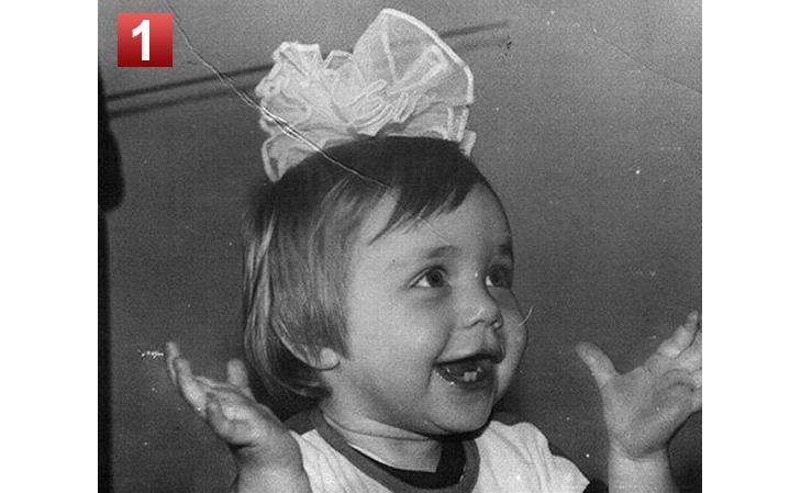 Зірки у дитинстві: вгадай хто є хто - фото 1