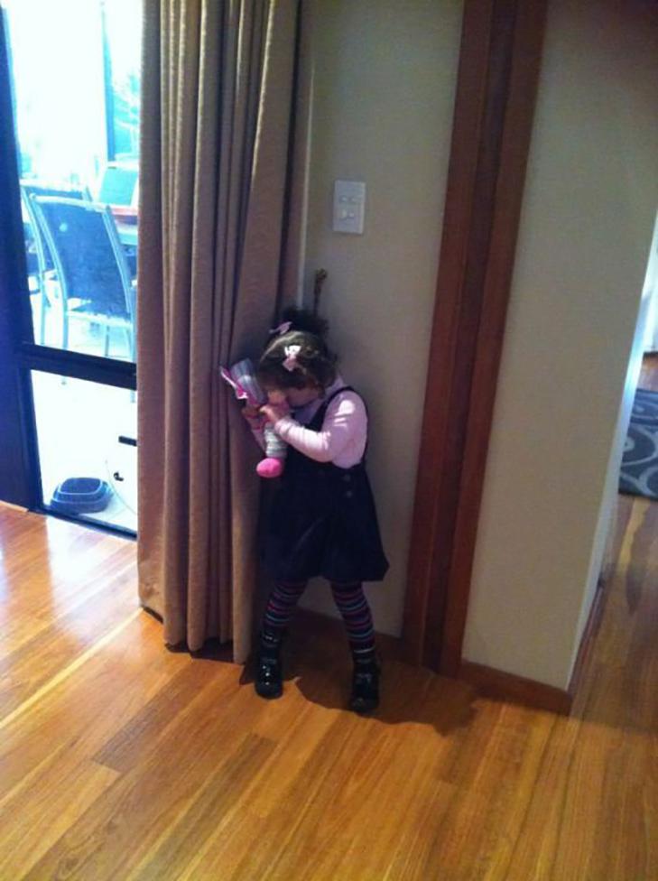 30 кумедних прикладів, як діти грають в хованки - фото 23