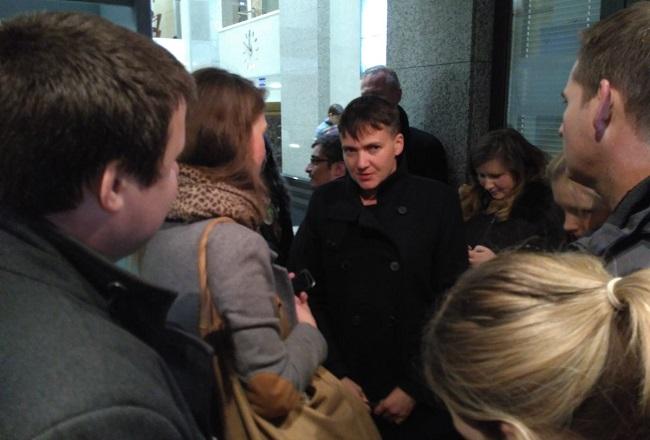 Савченко пояснила українцям свій вояж до Москви (ФОТО, ВІДЕО) - фото 2