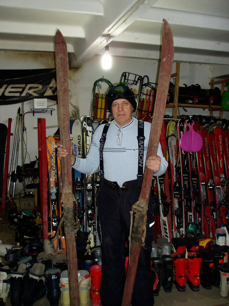На Закарпатті заснували музей лиж - фото 1