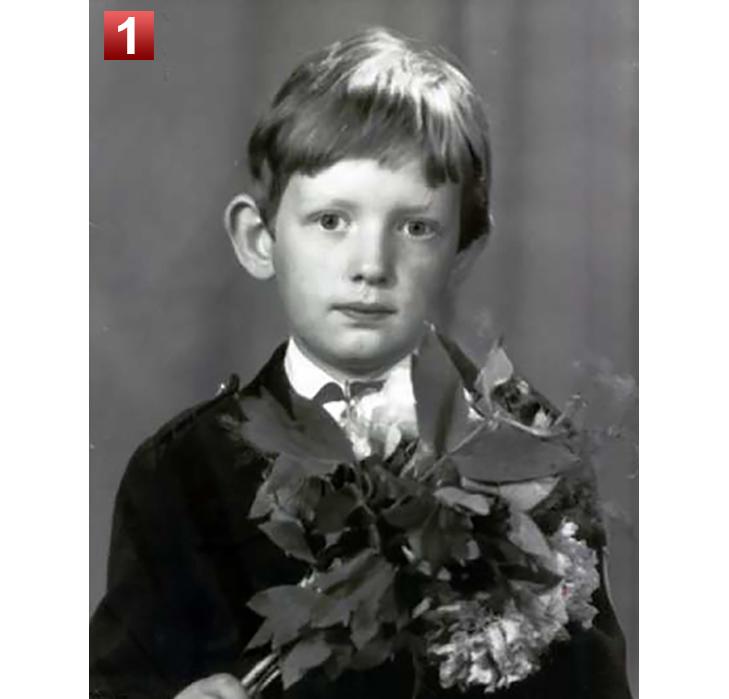 Політики у дитинстві: вгадай хто є хто - фото 11