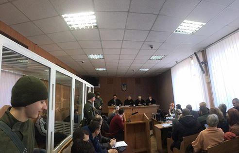 ВОдессе перед совещанием поделу 2мая «повесили» чучело судьи