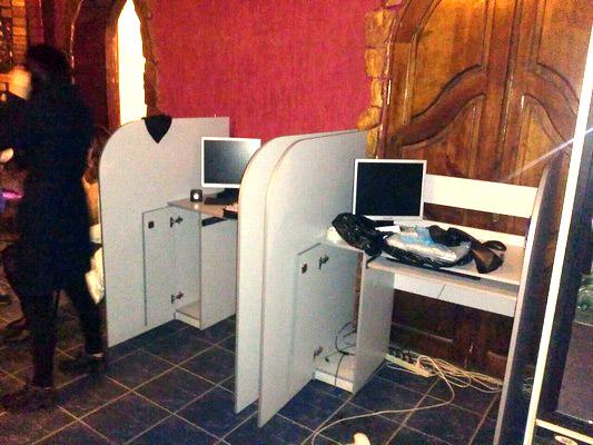 На Харківщині закрили салон гральних автоматів - фото 1