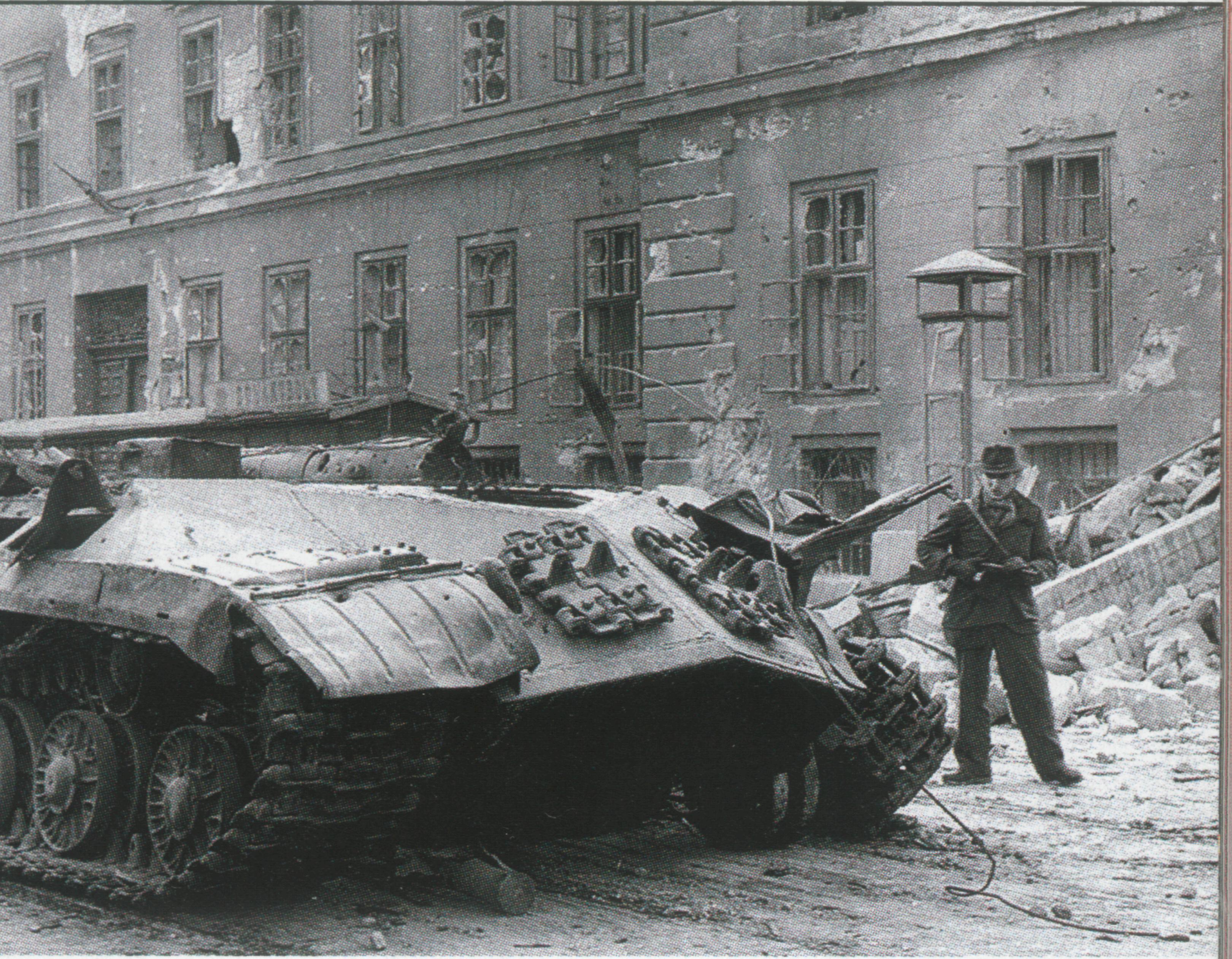 Історія дня: як угорці вперше постали проти Радянського союзу - фото 6